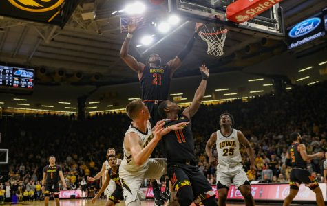 Photos: Iowa Men's Basketball vs. Maryland (2/19/2019)