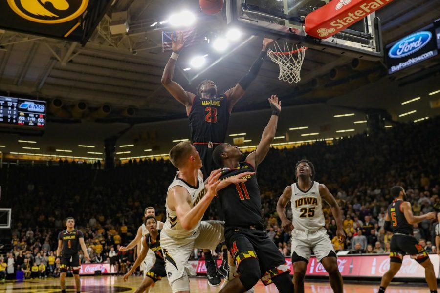 Photos: Iowa Men's Basketball vs. Maryland (2/19/2019)