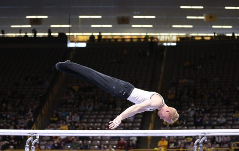 Photos: Iowa Men's Gymnastics vs. Minnesota and Illinois-Chicago (2/2/19)