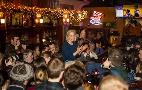 Kirsten Gillibrand praises Green New Deal in Eastern Iowa campaign stops