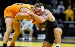 Hawkeye wrestling focuses on three elements heading into championship season