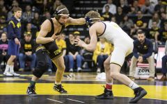 Hawkeye wrestling readies for lightweight battle at Oklahoma State
