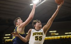 Luka Garza, road defense key for Iowa