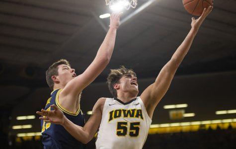 Luka Garza, road defense key for Iowa