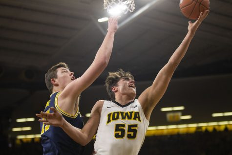 All eyes on incoming freshman Joe Wieskamp this basketball season