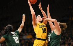 Megan Gustafson reflects on humble journey to domination, as her Hawkeye tenure comes to a close