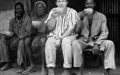 Students and colleagues remember UI professor of African Art History Christopher Roy