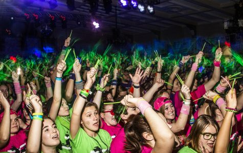 Dance Marathon play-by-play: $2.9 million for the 25th Big Event