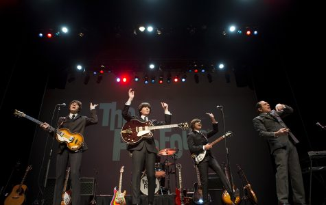 Fab Four twists and shouts its way to Englert