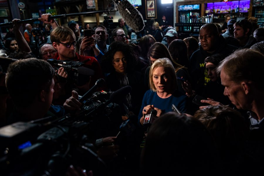 Video: Sit down with Democratic presidential candidate Kirsten Gillibrand