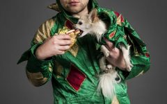 Piff the Magic Dragon roars into the Englert