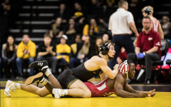 Iowa wrestling posts solid numbers as regular season ends