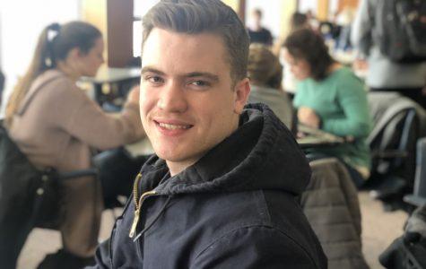 Trevor Johnson, UI Sophomore