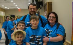 Lanferman family participates in UIDM to give back
