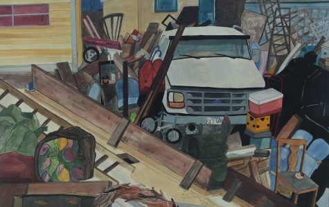 UI artist explores the hereditary nature of mental illness