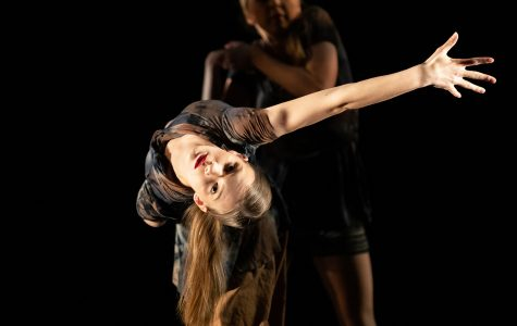 Faculty/Graduate Dance Concert bringing life to ideas