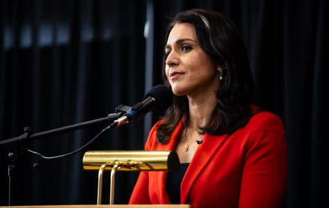 Photos: Rep. Tulsi Gabbard visits Iowa