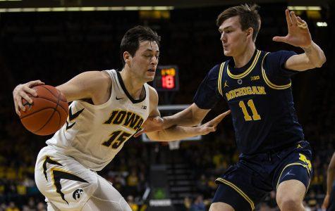 Ryan Kriener's career improvement evident in Michigan upset