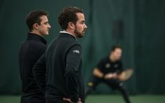 Iowa tennis teams enter Big Ten weekend in different positions