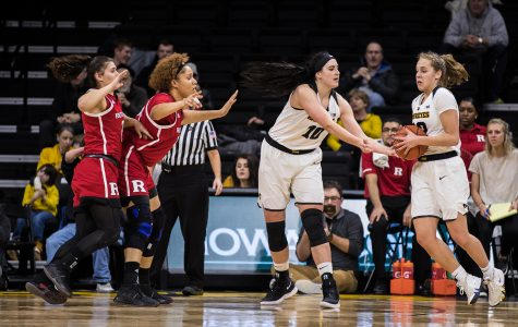 Iowa women's basketball set for rematch with Michigan State