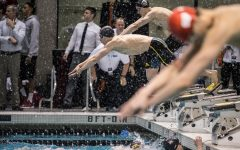 Hawkeye men's swimming kicks off Big Tens