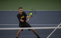 Newbies continue to push Hawkeye tennis to hot start