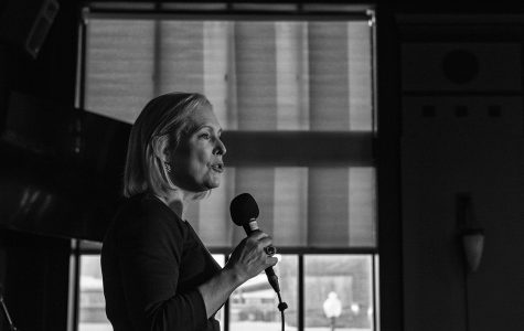 Kirsten Gillibrand to visit the Mill, Iowa City