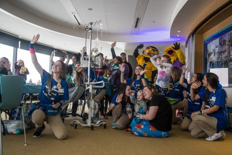 Dance Marathon 25 celebrates 5-year cancer-free children