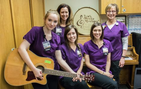Iowa City music therapists celebrate by bringing awareness to the community