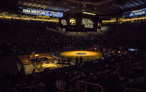 Iowa women's basketball, wrestling announce staff updates