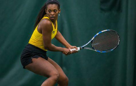Iowa tennis aims to bounce back