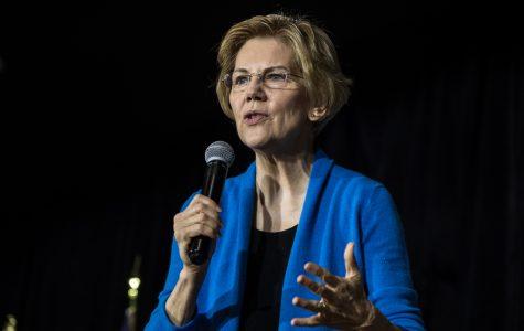 Elizabeth Warren proposes student-debt cancellation, free tuition