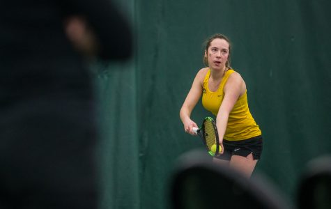 By the numbers: Iowa women's tennis' losing streak