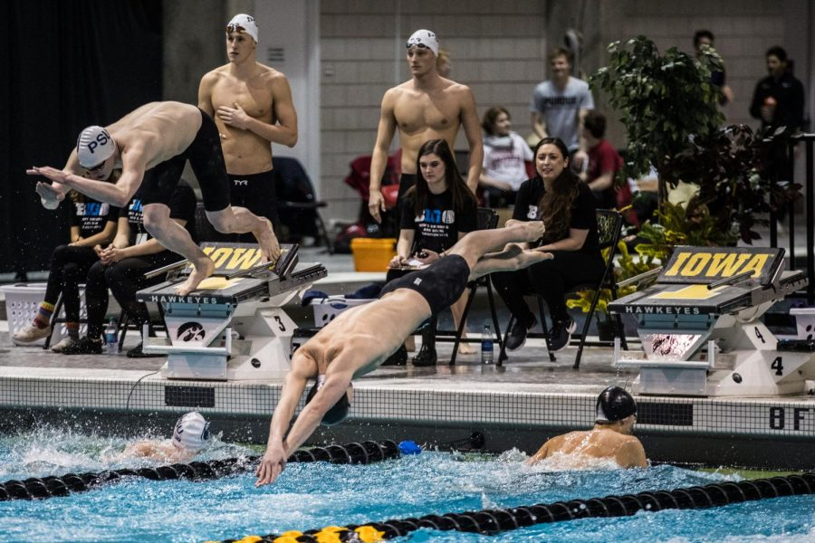 Hawkeyes+swim+to+more+personal+records+on+Day+3+of+Big+Ten+Championships