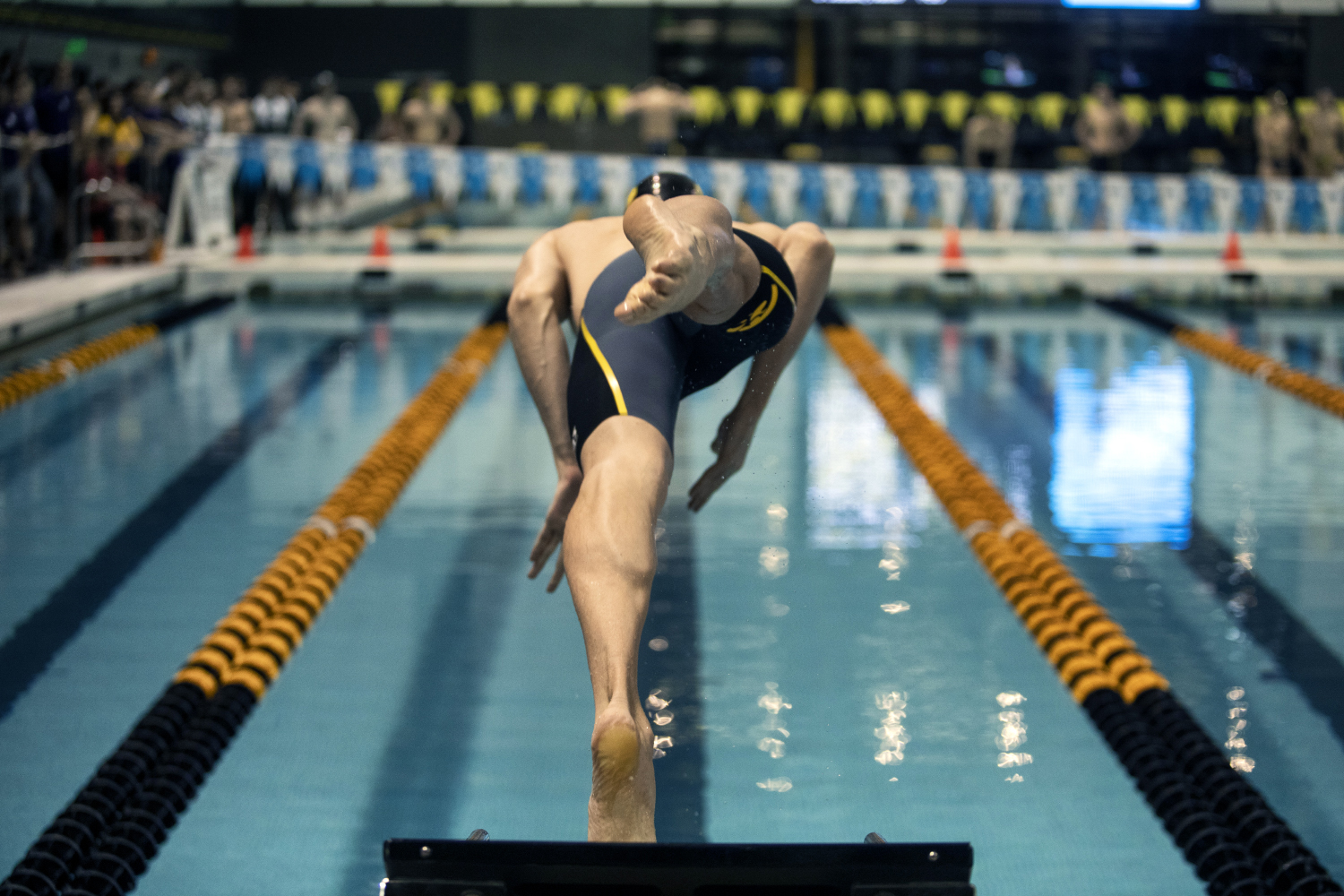 University+of+Iowa%27s+Jack+Smith+starts+of+the+blocks+for+the+100+meter+freestyle+during++finals+of+the+Big+10+Swimming+Championships+on+Saturday%2C+March+2%2C+2019.+