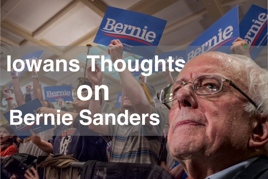 Iowans' Thoughts: Bernie Sanders