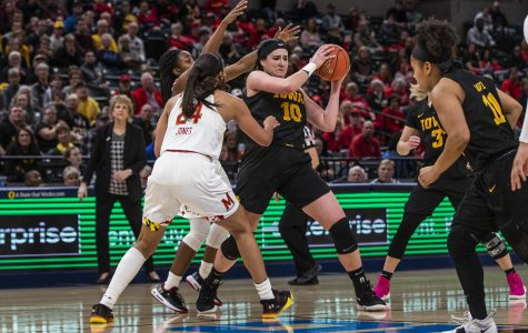 Iowa women earn No. 2 seed in NCAA Tournament