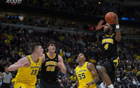 Video: Iowa falls to Michigan in the Big Ten Tournament