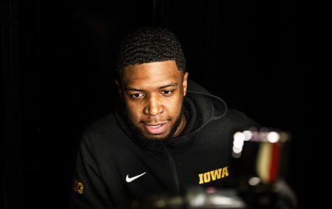 Photos: NCCA Iowa men's basketball press conference (3/21/19)