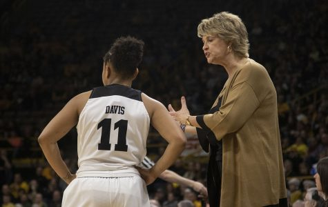 Highlights from Iowa women's basketball's press conference