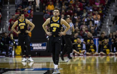 Bohannon, Iowa basketball take March Madness rug hostage