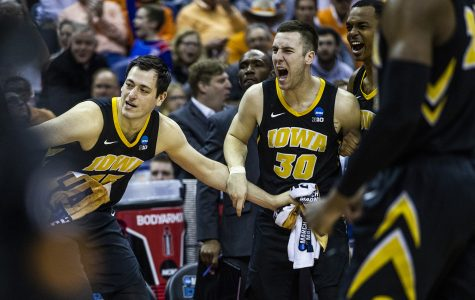 Iowa basketball counting on Connor McCaffery in NCAA Tournament