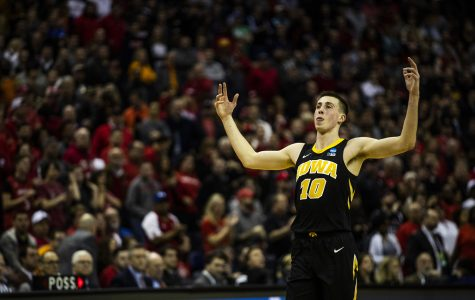 Hawkeyes react to NCAA Tournament win over Cincinnati