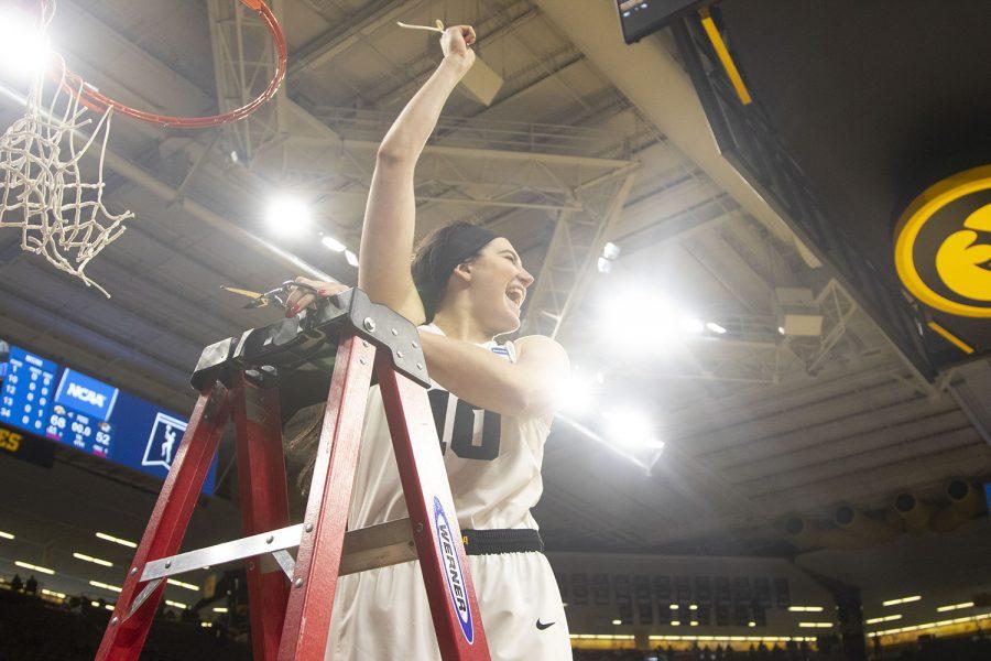 Photos: Iowa women's basketball NCAA tournament vs. Missouri