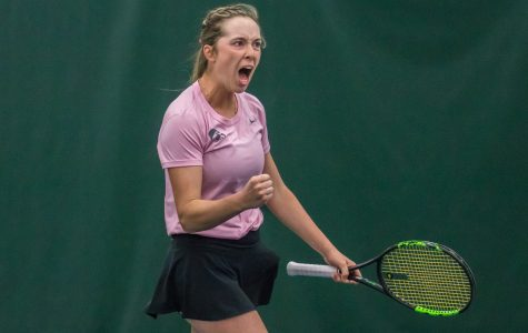 Photos: Iowa women's tennis vs. Purdue (3/29/2019)