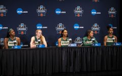 Highlights from Baylor women's basketball's Sunday press conference