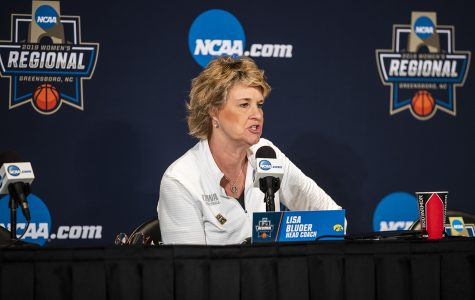 Highlights from Iowa women's basketball's Sunday press conference