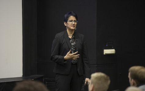 Second associate VP for Diversity, Equity, and Inclusion candidate visits UI
