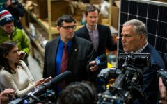 Helton: 20 out of 20: Jay Inslee's focus on climate is a breath of fresh air in hazy Democratic primary