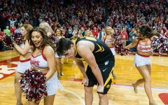 Photos: Men's basketball at Nebraska Huskers (3/10/19)